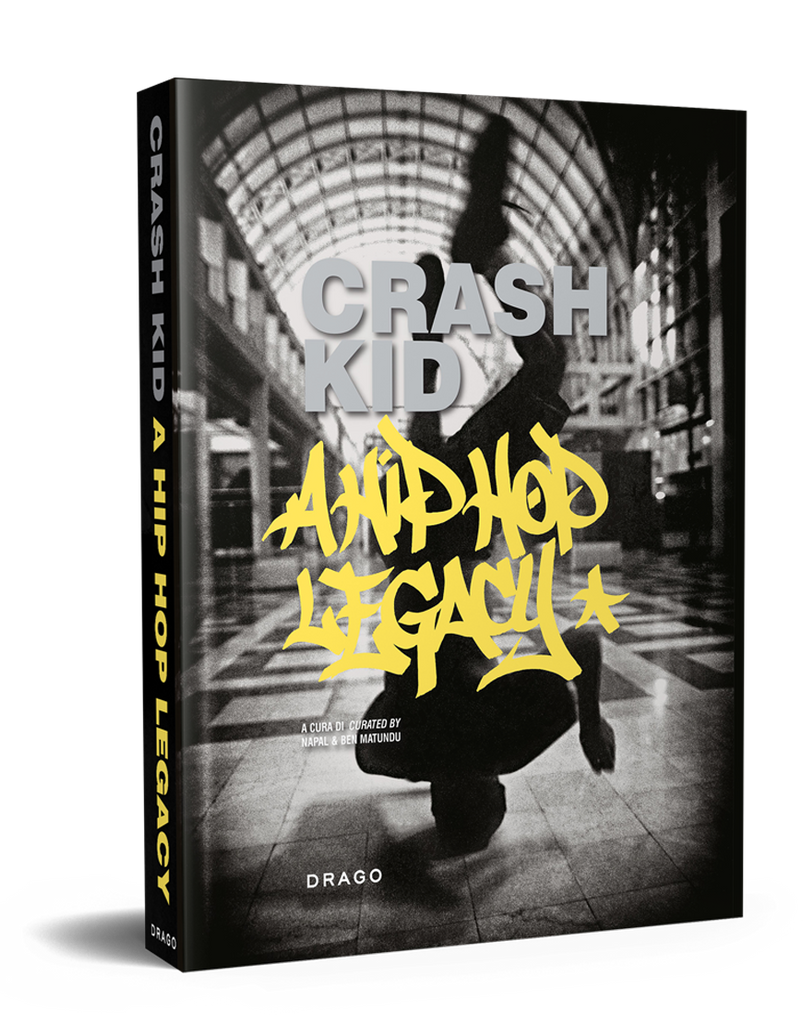 "Crash Kid ""A Hip Hop Legacy"" - KITTESENCULA Ltd."