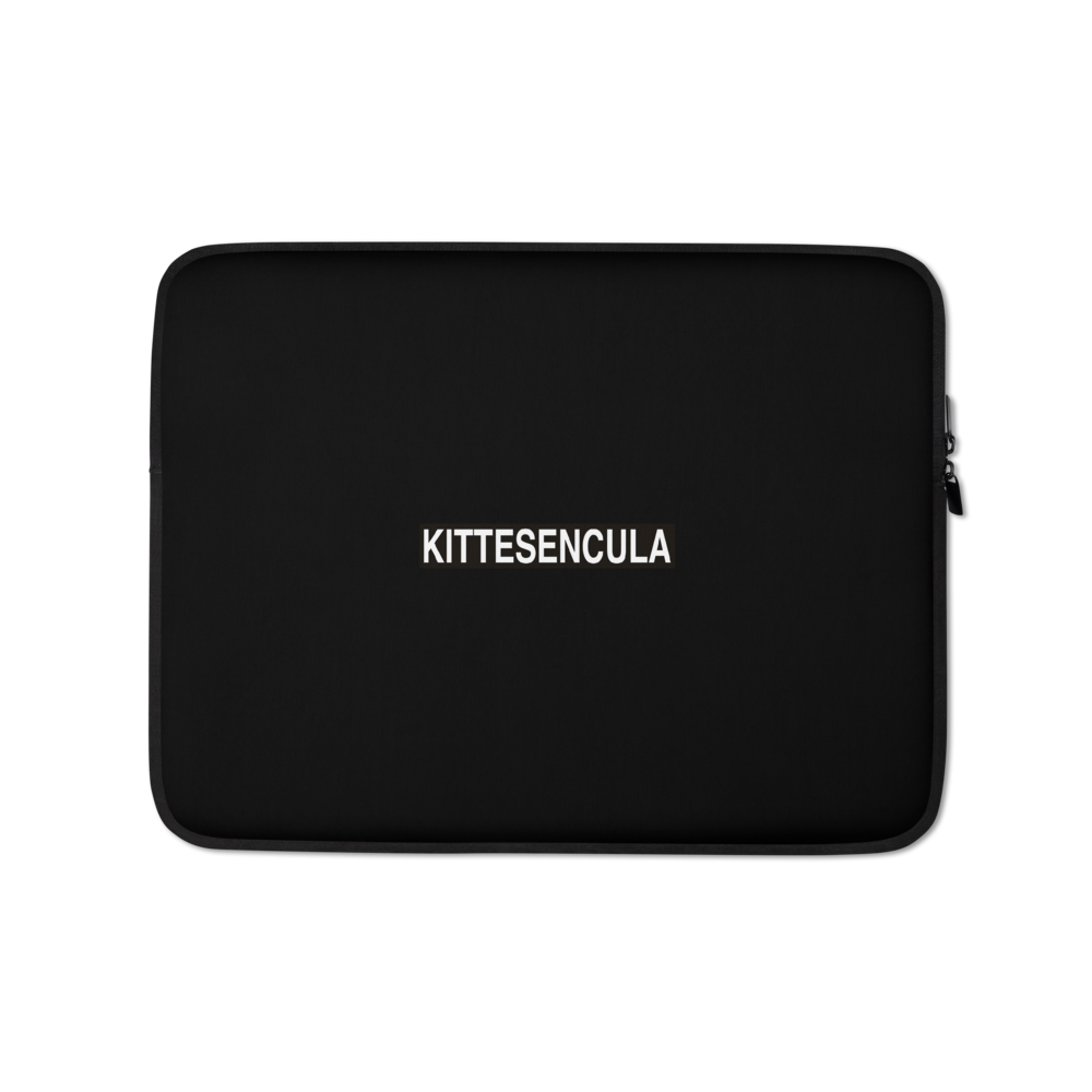 Kittesencula Laptop Sleeve - KITTESENCULA Ltd.