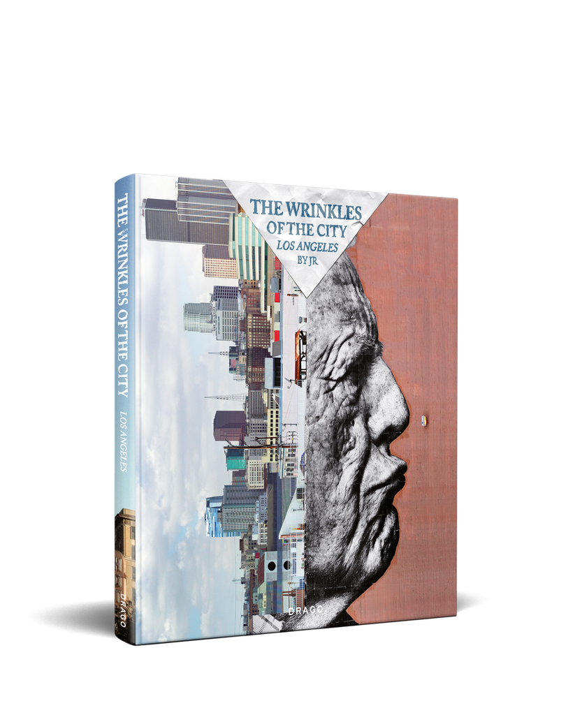 "Jr ""The Wrinkles Of The City: Los Angeles"" - KITTESENCULA Ltd."