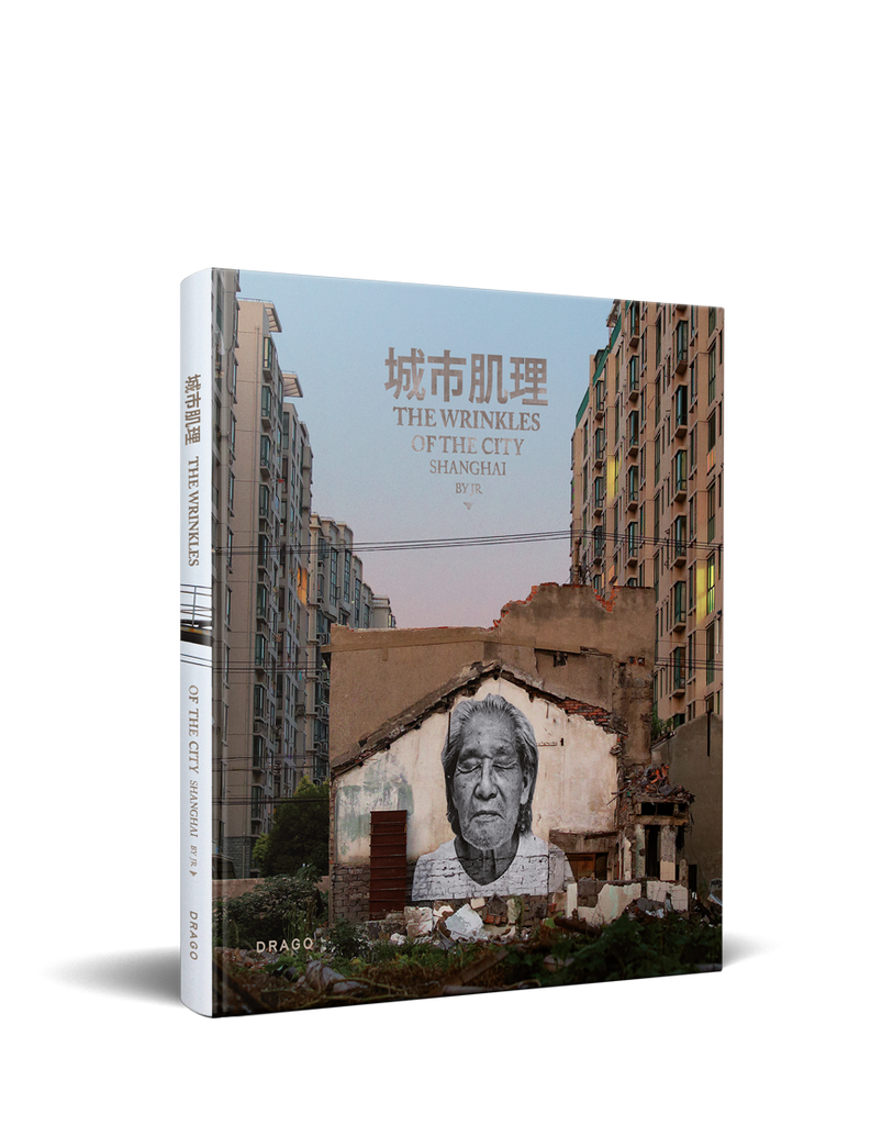 "Jr ""The Wrinkles Of The City: Shanghai"" - KITTESENCULA Ltd."