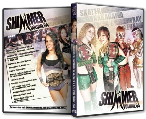 Shimmer - Woman Athletes - Volume 64 DVD