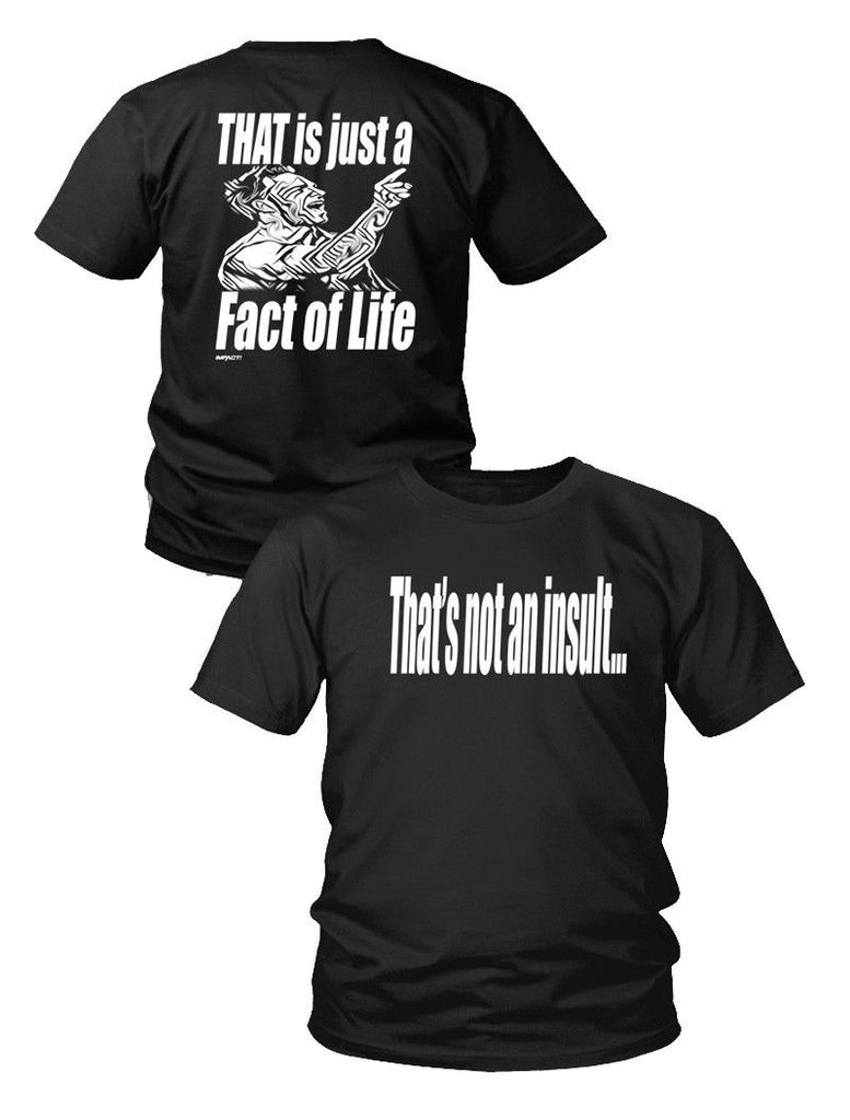"TNA / GFW - Eli Drake ""Fact Of Life"" T-Shirt"