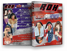 ROH - Glory by Honor 3 2004 Event DVD  ( Pre-Owned )