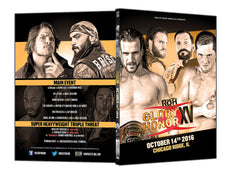 ROH - Glory By Honor XV (15) - Night One 2016 Event DVD