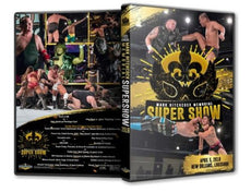 WrestleCon 2018 Event DVD