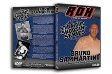 ROH - Straight Shootin' with Bruno Sammartino (Pre-Owned DVD)
