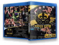 WrestleCon 2018 Event Blu-Ray