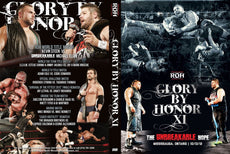 ROH - Glory By Honor XI 2012 Event DVD ( Pre-Owned )