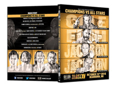 ROH - Glory By Honor XV (15) - Night Two 2016 Event DVD
