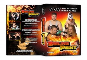 ROH - Boiling Point 2009 Event DVD