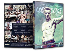 PWG - Battle of Los Angeles 2016 - Stage 1 Event DVD