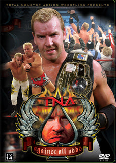 TNA - Against All Odds 2006 Event DVD