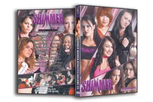 Shimmer - Woman Athletes - Volume 35 DVD