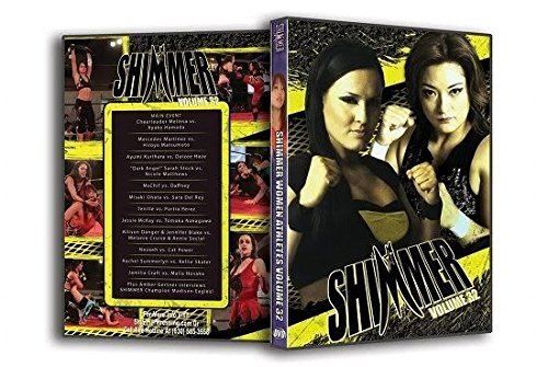 Shimmer - Woman Athletes - Volume 32 DVD