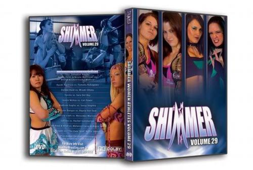 Shimmer - Woman Athletes - Volume 29 DVD