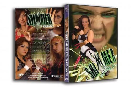 Shimmer - Woman Athletes - Volume 31 DVD