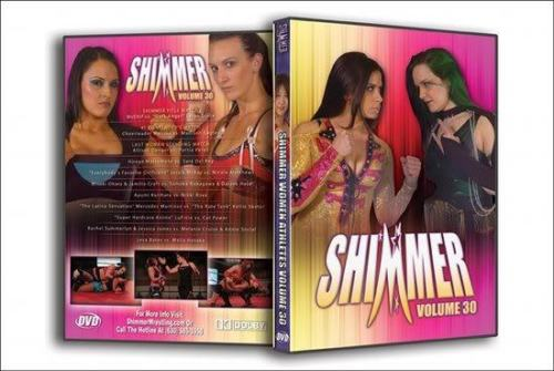 Shimmer - Woman Athletes - Volume 30 DVD