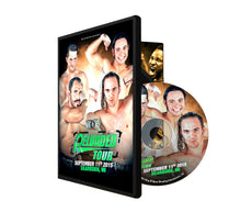 ROH - Reloaded Tour 2015 - Dearborn Event DVD