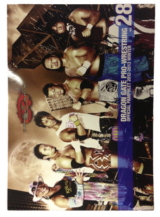 Japanese Dragon Gate Programme Vol. 28