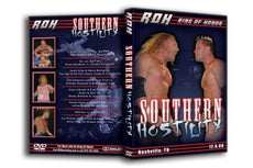 ROH - Southern Hostility 2008 Event DVD