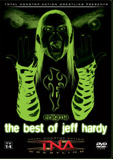 TNA - Enigma: The Best of Jeff Hardy DVD