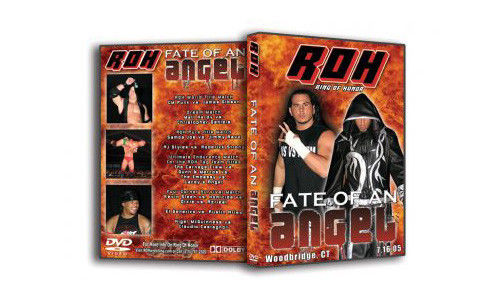 ROH - Fate Of An Angel 2005 Event DVD (Pre-Owned)