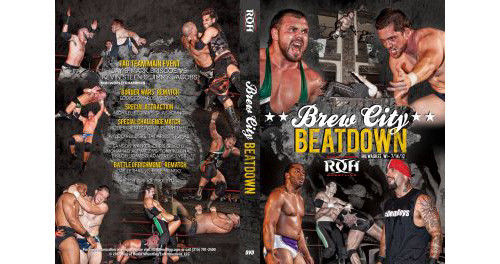 ROH Brew City Beatdown 2012 Event DVD
