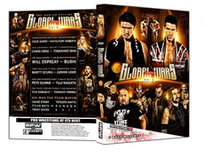 RPW & NJPW - Global Wars UK 2016 Night 1 10/11/16 DVD
