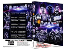 RPW & NJPW - Global Wars UK 2016 Night 2 11/11/16 DVD