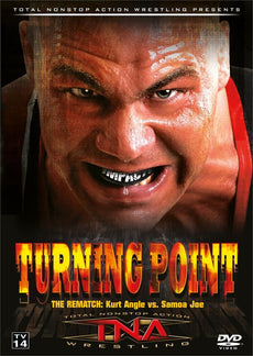 TNA - Turning Point 2006 Event DVD