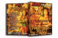 ROH - Fighting Spirit 2007 Event DVD