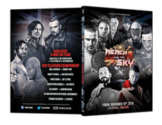 ROH - Reach For The Sky Tour 2016 Liverpool Event DVD