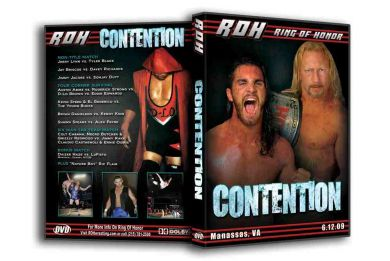 ROH - Contention 2009 Event DVD (Pre-Owned)