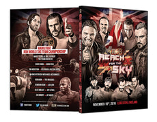 ROH - Reach For The Sky Tour 2016 Leicester Event DVD