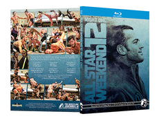 PWG - All Star Weekend 12 Night 1 2016 Event Blu Ray