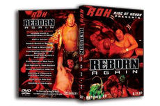 ROH - Reborn Again 2007 Event DVD