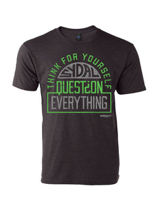 "TNA - Matt Sydal ""Question Everything"" T-Shirt"