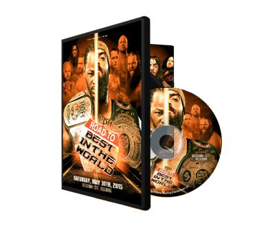 ROH - Road To BITW 2015 Oklahoma Event DVD