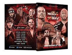 ROH - Reach For The Sky Tour 2016 London Event DVD ( Pre-Owned )