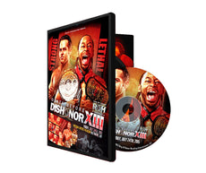 ROH - Death Before Dishonor XIII 2015 Event DVD