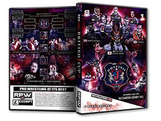 RPW - British J Cup 2017 Event DVD
