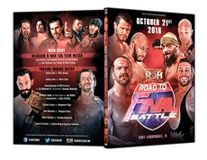 ROH - Road To Final Battle 2016 : Night 1 Fort Lauderdale Event DVD