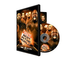 ROH - Road To BITW 2015 Collinsville Event DVD