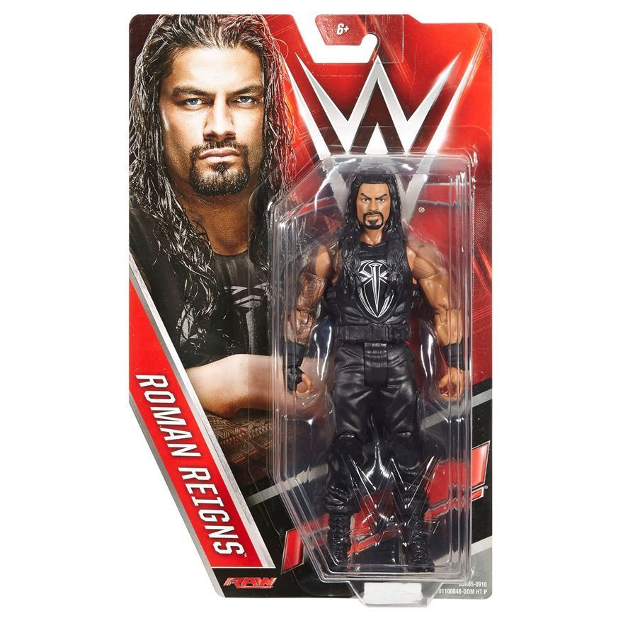 WWE Basic Series 66 Roman Reigns Figure
