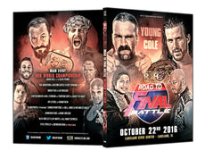 ROH - Road To Final Battle 2016 : Night 2 Lakeland Event DVD