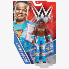 WWE Basic Series 67 Smackdown Xavier Woods Figure