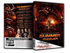 RPW - Summer Sizzler 2017 Event DVD