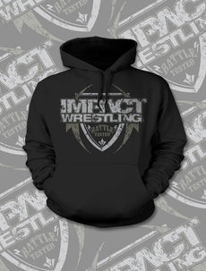 "TNA - Impact Wrestling ""Battle Tested"" Hoody"
