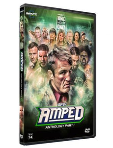 "TNA - ONO ""GFW Amped Volume 1"" DVD"