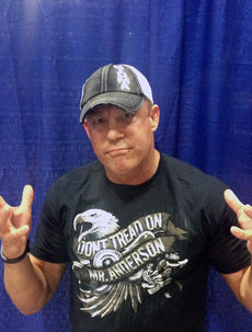 "TNA - Mr. Anderson - ""DTOMA"" Trucker Hat"